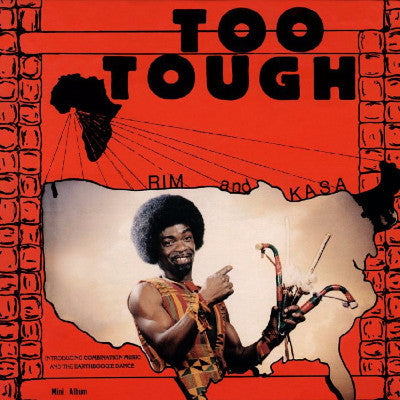 "Too Tough / I'm Not Going To Let You Go (New LP + 12"")"
