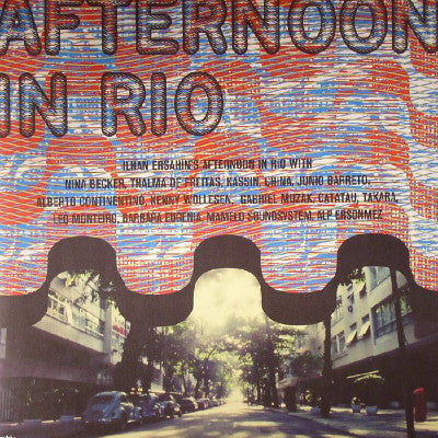 Afternoon In Rio (New LP)