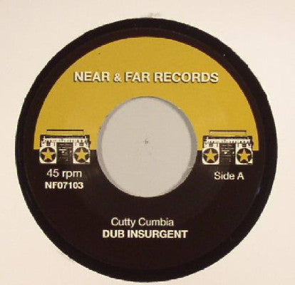 "Cutty Cumbia (New 7"")"
