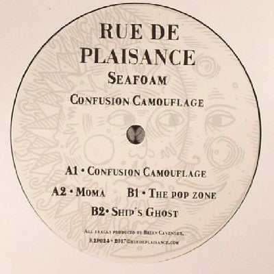 "Confusion Camouflage (New 12"")"