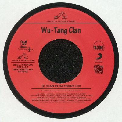 "Clan In Da Front (New 7"")"