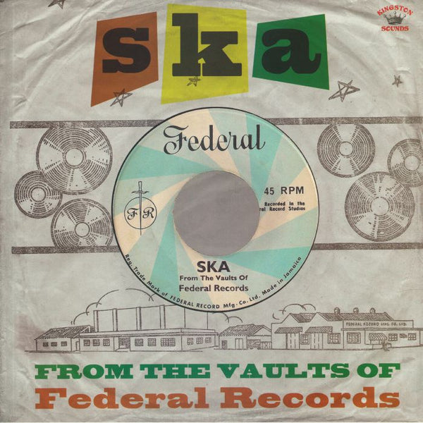 From the Vaults of Federal Records (New LP)
