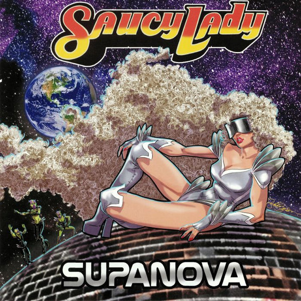 Supanova (New LP)