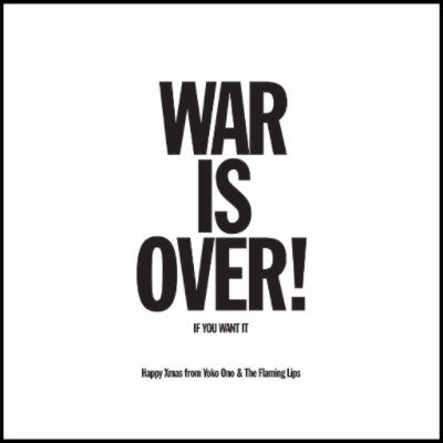 "War Is Over (New 7"")"