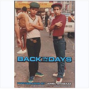 Back In The Days (Hardcover)