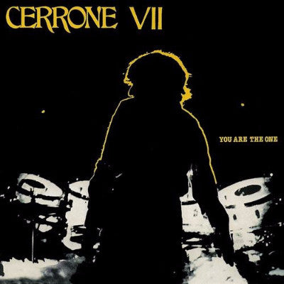 Cerrone VII - You Are The One (New LP + CD)