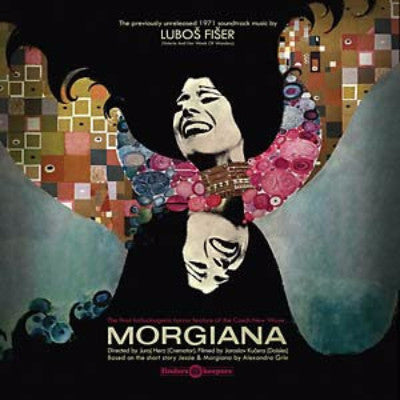 "Morgiana (New 10"")"