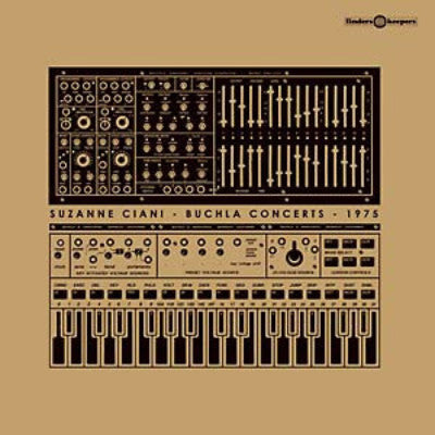 Buchla Concerts 1975 (New LP)