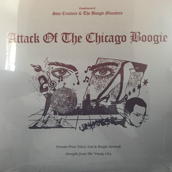 Attack Of The Chicago Boogie (New LP)