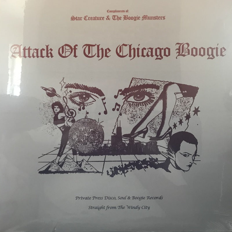 "Attack Of The Chicago Boogie (New 12"")"