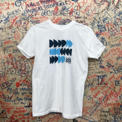 606 Records T-Shirt (White)