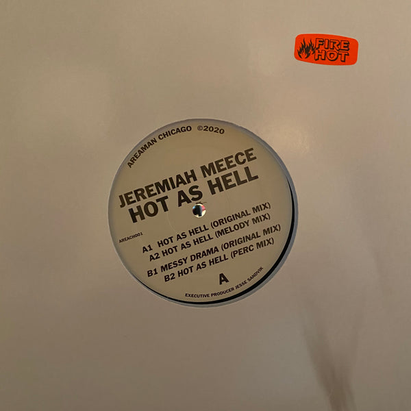 "Hot As Hell (New 12"")"