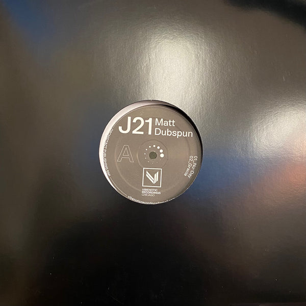 "J21 EP (New 12"")"