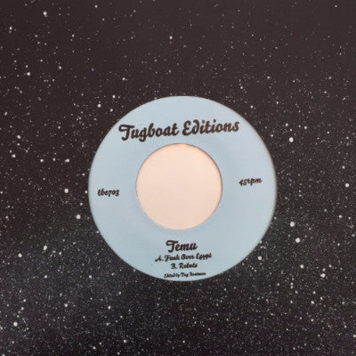 "Funk Over Egypt / Robots (New 7"")"