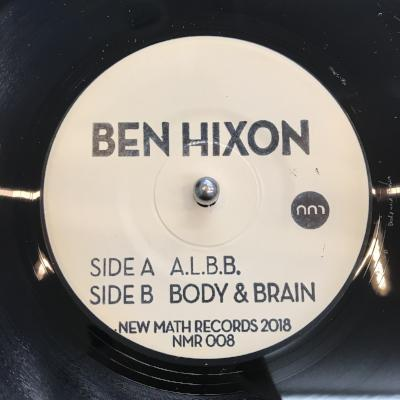 "A.L.B.B. b/w Body & Brain (New 7"")"