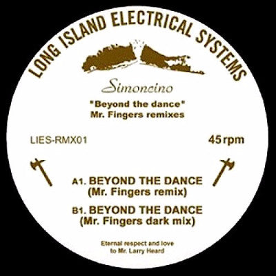 "Beyond the Dance (New 12"")"