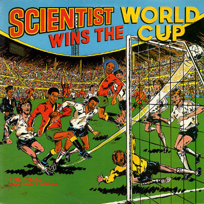 Scientist Wins The World Cup (Used LP)