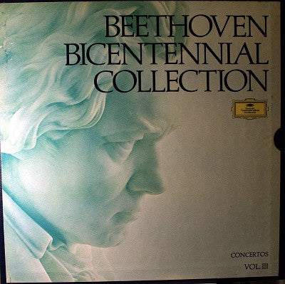 Beethoven Bicentennial Collection Six Concertos (Used 5LP Boxset)