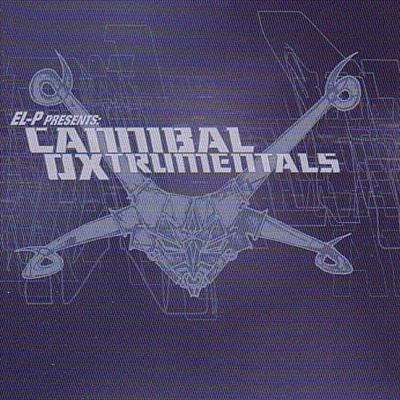 El-P Presents Cannibal Oxtrumentals (Used 2LP)