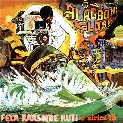 Alagbon Close (New LP + Download)