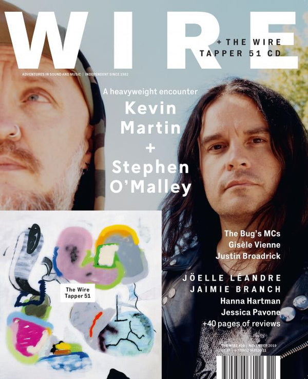The Wire 429 (November 2019 Mag + CD)