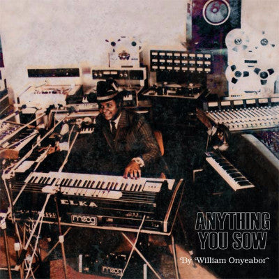 Anything You Sow (New LP)