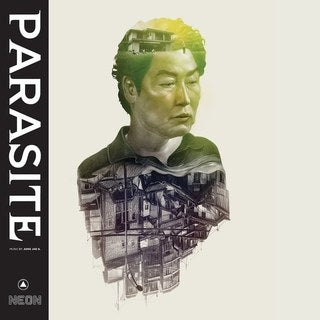 Parasite OST (New 2LP)