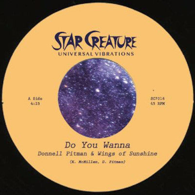 "Do You Wanna (New 7"")"