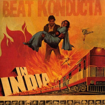 Vol. 3: Beat Konducta In India (New LP)