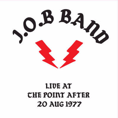 Live At The Point After 20 Aug 1977 (New LP)