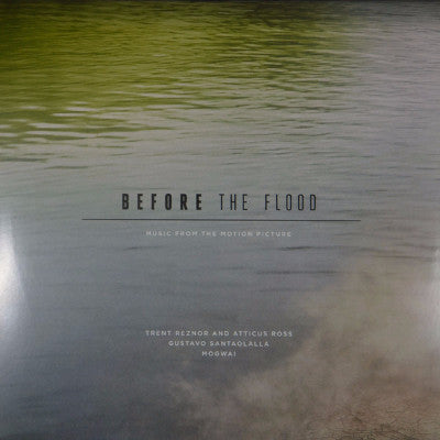 Before The Flood (New 3LP)