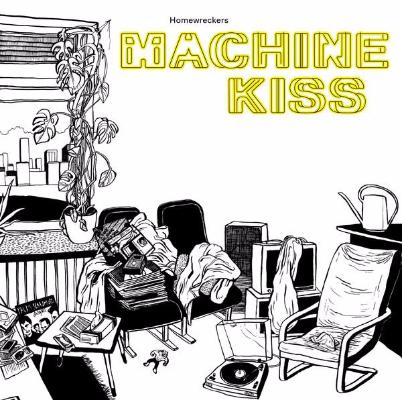 Machine Kiss (New LP)