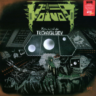 Killing Technology (New LP)