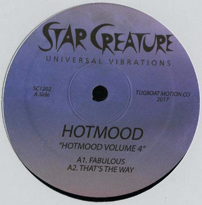 "Hotmood Volume 4 (New 12"")"