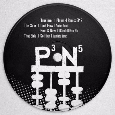 "Planet 4 Remix EP 2 (New 12"")"