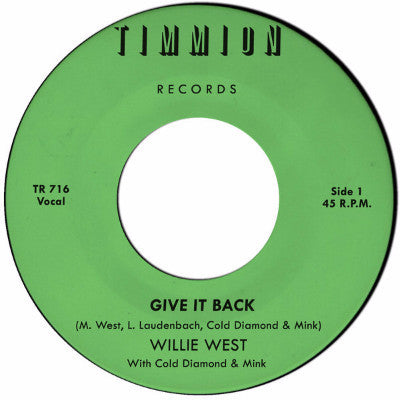 "Give It Back (New 7"")"