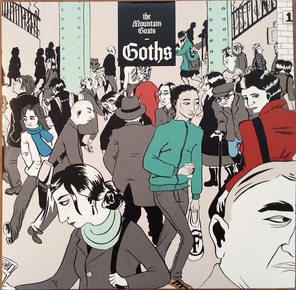 Goths (New 2LP)