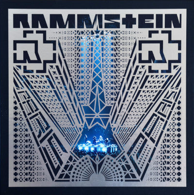Rammstein Paris (New 4LP+2CD+Bluray)