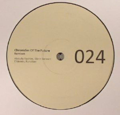 "Chronicles Of The Future (Remixes) (New 12"")"