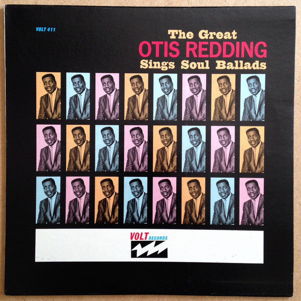 The Great Otis Redding Sings Soul Ballads (New LP)