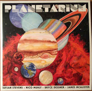 Planetarium (New 2LP)