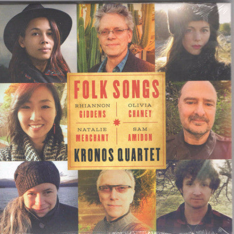 Folk Songs (New LP)