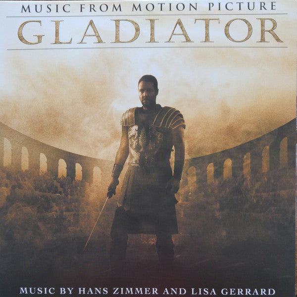 Gladiator (New 2LP)