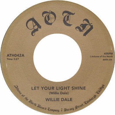 "Let Your Light Shine (New 7"")"