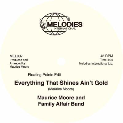 "Everything That Shines Ain't Gold (New 12"")"