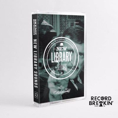 New Library Sounds (New CS)