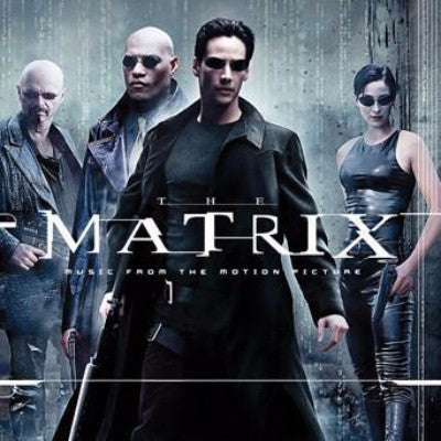 The Matrix OST (New 2LP)