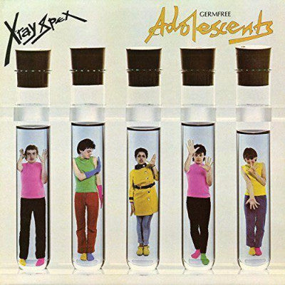 Germfree Adolescents (New LP)