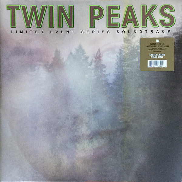 Twin Peaks: Limited Event Series (New 2LP)