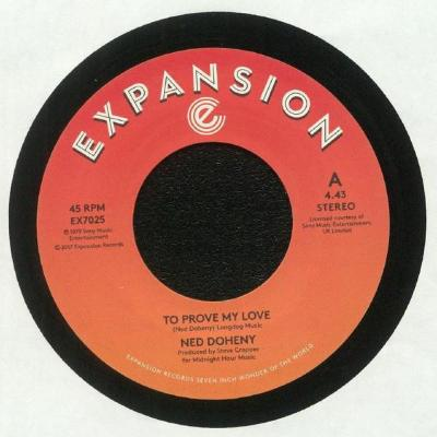 "To Prove My Love (New 7"")"